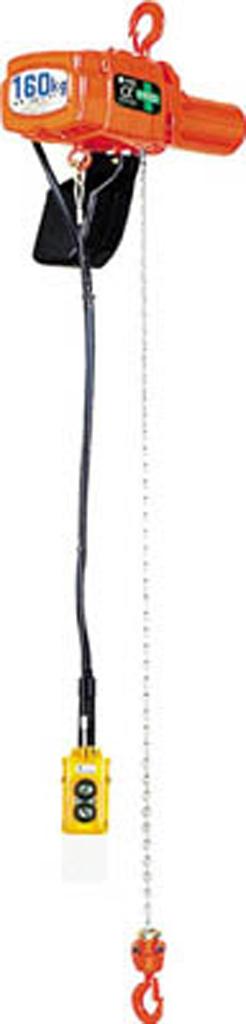 経典 アルフアHV-025-6M 象印 単相200V電気チェーンブロック (AHV-K2560):GAOS 店-DIY・工具