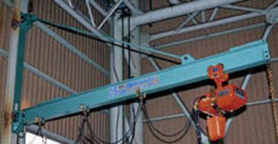 リアル WJ-051 (WJ-00510):GAOS 店 象印 ウォール型ジブクレーン-DIY・工具