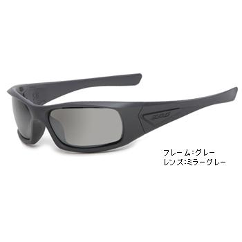 在庫販売 ESSゴーグル 日本正規品 5Bサングラス グレーフレーム ミラーグレーレンズ EE9006-05