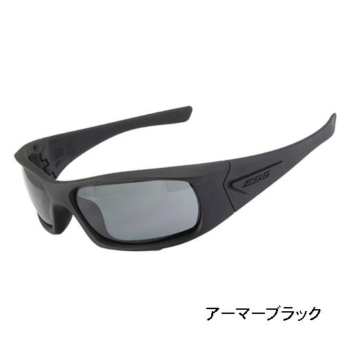 在庫販売 ESS 5B セラコートシリーズ スモークグレーレンズ ゴーグル サングラス アーマーブラック EE9006-102 日本正規品