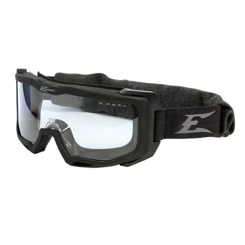 EDGE TACTICAL EYEWEAR Blizzard Black Goggles ブリザードキット エッジタクティカルアイウェア ミリタリーゴーグル 2枚レンズ Rxインサート 専用ケース付 曇り止め技術採用