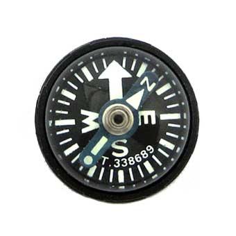 時計のベルトに通して使うので邪魔になりません 在庫販売 YCM製 お得クーポン発行中 ダイバー 商店 リストコンパス No.50 雪山