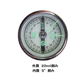 库存销售LENSATIC renzatikkukompasu YCM制造No.9000L