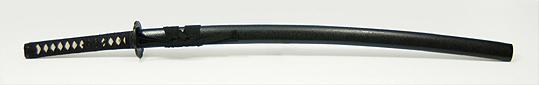 在庫販売 居合練習刀 抜刀納刀用 ZS-103(模造刀)