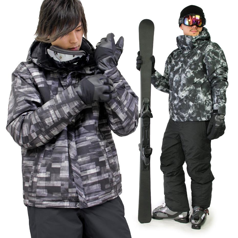 スキーウェア メンズ 上下セット VAXPOT(バックスポット) スキー ウェア 上下 セット VA-2016【耐水圧 5000mm 撥水加工 透湿 3000g ジャケット パンツ 男性用】【スノーブーツ スキー ゴーグル スキー グローブ ソックス とあわせて】