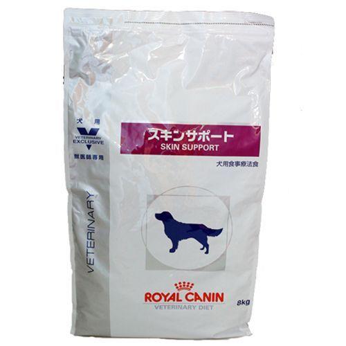 【特別療法食】ロイヤルカナン 犬用 スキンサポート 8KG