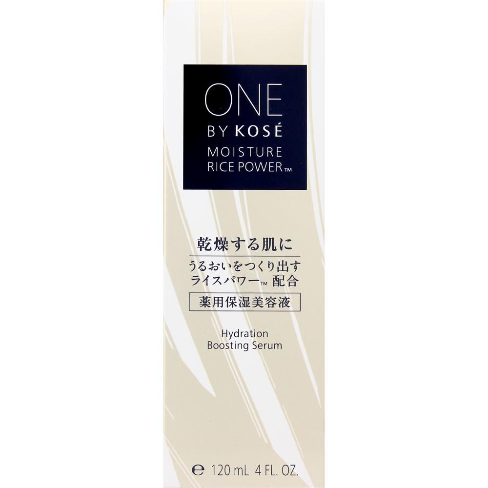 コーセー ONE BY KOSE 薬用保湿美容液 ラージ (付けかえ用) 120mL