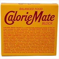 【あす楽】【送料無料】 カロリーメイト ブロック チョコレート味 4本入X60箱セット