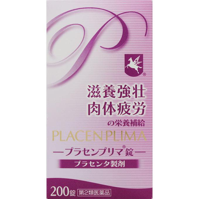 【第2類医薬品】プラセンプリマ錠 200錠
