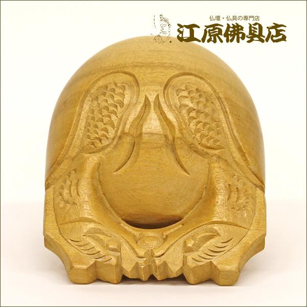 木魚 5.5寸【仏具】【#2】【HLS_DU】