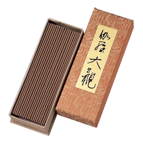 【お香・線香/日本香堂】伽羅大観 バラ詰【あす楽対応】【#2】【HLS_DU】