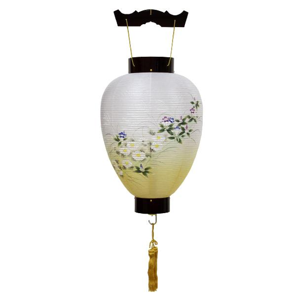 【坪型・盆提灯/ちょうちん】 ワイン 清水(1個)【#2】【HLS_DU】