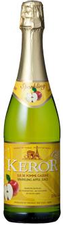 ケロー アップル750ml【ノンアルコールスパークリングワイン】