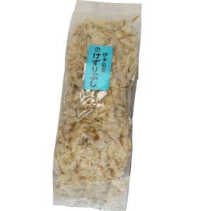 熊本県天草市産のムロアジを天日干 昔ながらの製法で削った手造品  ムロアジ削り 50g
