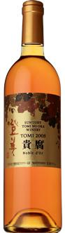 登美〈ノーブルドール〉2008 Tomi No Oka Winery - Tomi Noble d'Or 2008