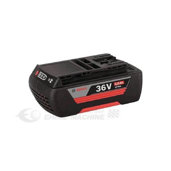 BOSCH ボッシュ リチウムバッテリー36V2.0Ah A3620LIB