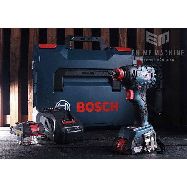 [新商品] ボッシュ バッテリーインパクトドライバー GDX18V-200C3