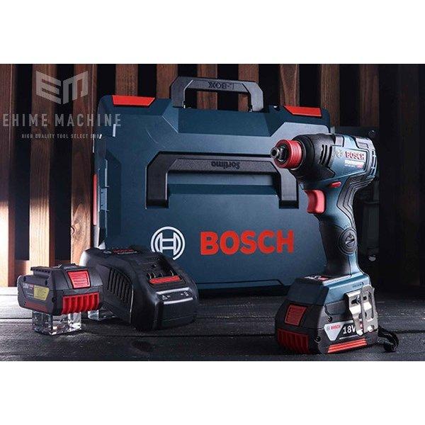 [新商品] ボッシュ バッテリーインパクトドライバー GDX18V-200C6