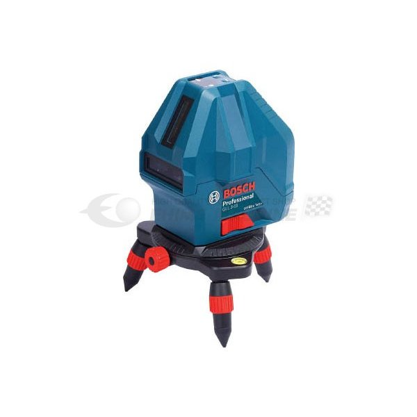 [新製品] BOSCH ボッシュ レーザー墨出し器 GLL 3-15X
