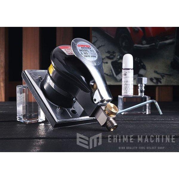 COMPACT TOOL 小型オービタルサンダー 813 非吸塵式 MPSマジック式