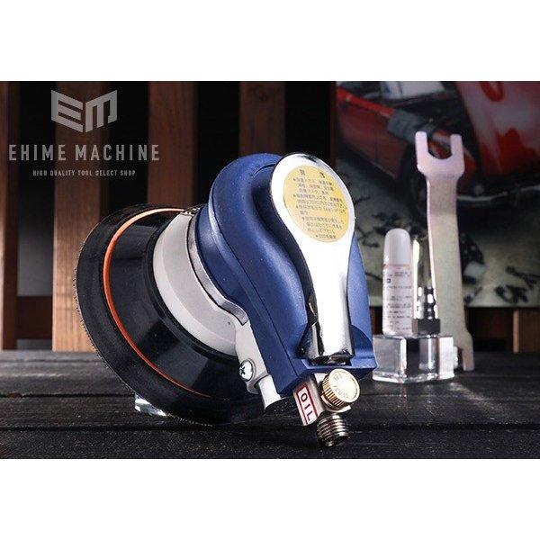 [メーカー直送品] COMPACT TOOL ダブルアクションサンダー 非吸塵式 914B2 MPSマジック式 オービット5mm