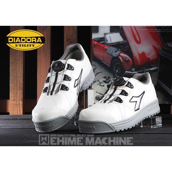 DIADORA ディアドラ 安全靴 FINCH フィンチ スニーカー安全靴 FC-181