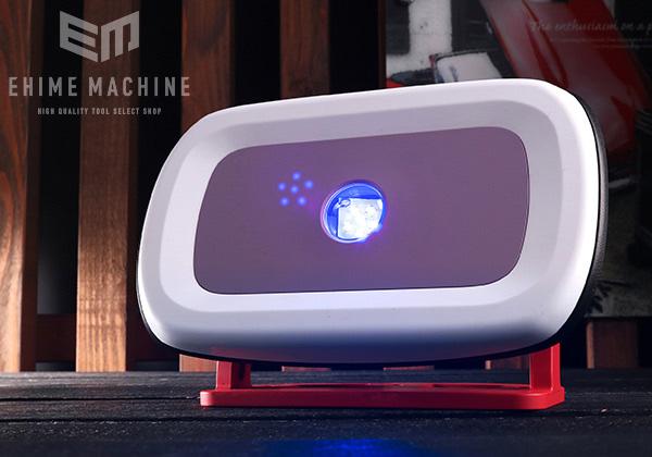 [新掲載商品] GENTOS GZ-302UV UV投光器 波長(UV-A)395nm ジェントス