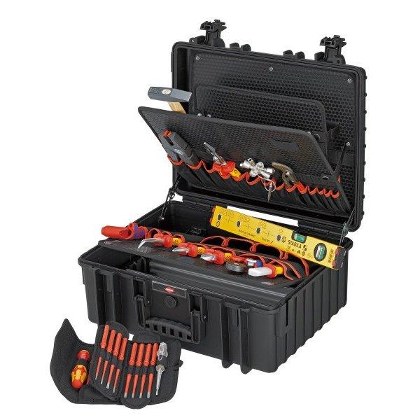 KNIPEX 002136 電気技師用ツールセット 26PCE クニペックス