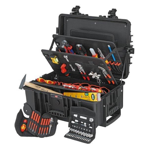 KNIPEX 002137 電気技師用ツールセット 63PCE クニペックス