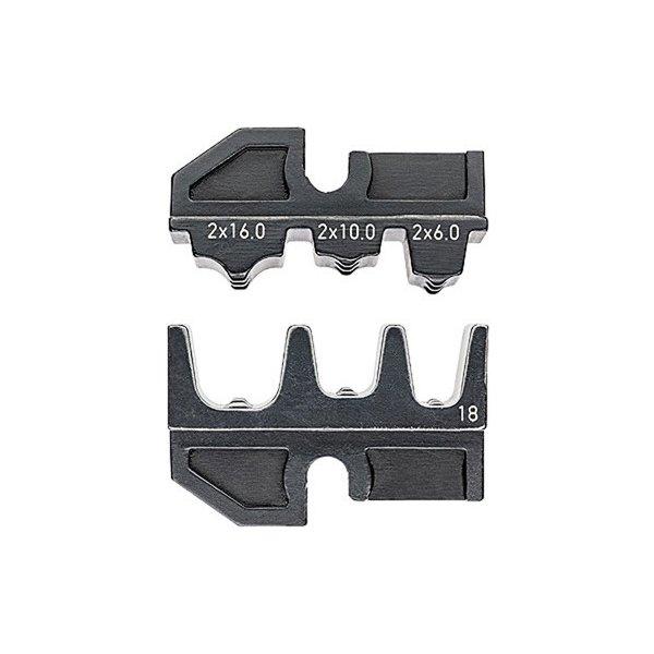KNIPEX 9749-18 圧着ダイス (9743-200用) クニペックス