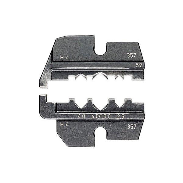 KNIPEX 9749-59 圧着ダイス(9743-200用) クニペックス