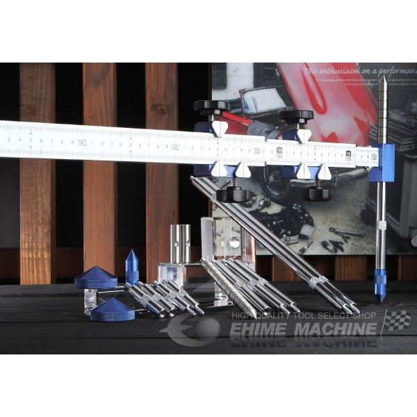 KOTO 江東産業 トラッキングゲージ万能タイプ KM-4000 車体計測器