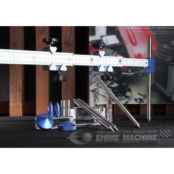 KOTO 江東産業 トラッキングゲージ測定バースライド式 KM-4000S 車体計測器