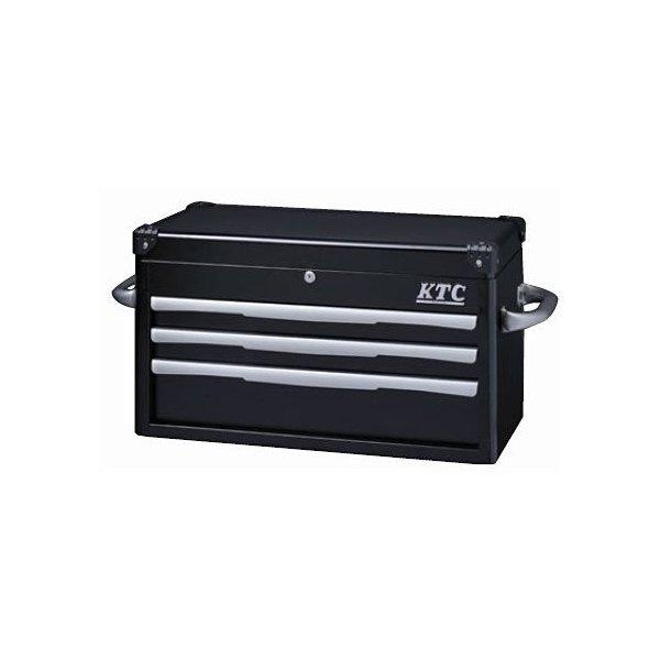 [メーカー直送業者便]KTC ツールチェスト(ブラック) EKR-1003BK