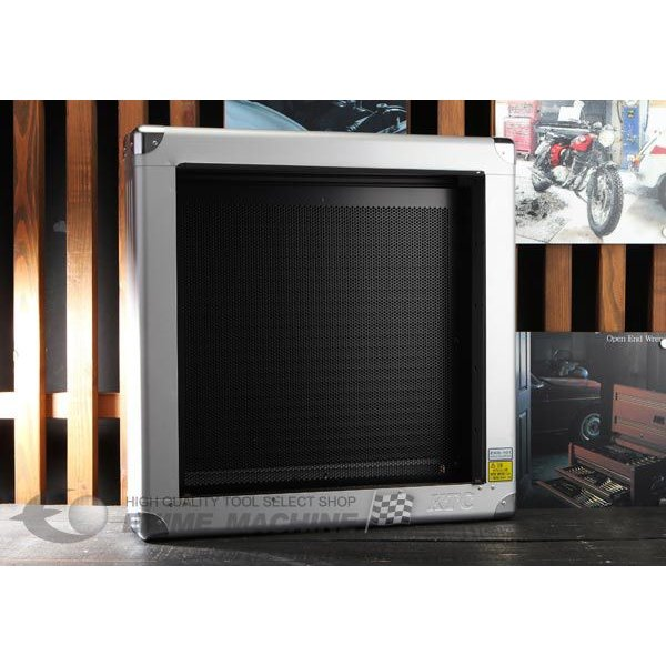 KTC 薄型収納メタルケース(パンチング仕様) EKS-101
