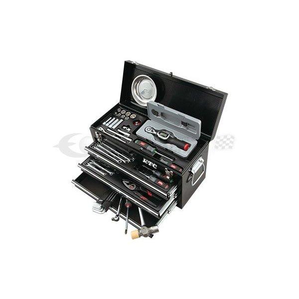 KTC デジラチェセット [53点/ブラック] SK35310XBK1 工具セット SKX0213BK 採用モデル