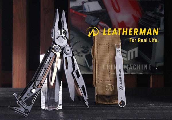 LEATHERMAN レザーマン マルチツール マット ブラック MUTBK-NM 国内正規品