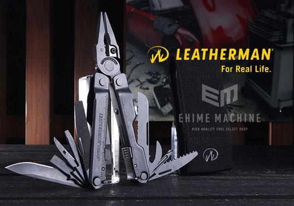 [新掲載商品] LEATHERMAN RBBK-NM マルチツール REBAR リーバー ナイロンケース付き 国内正規品 レザーマン