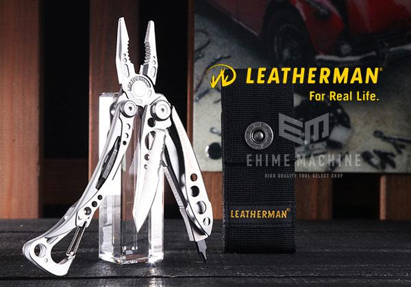 LEATHERMAN レザーマン マルチツール スケルツール SKL-N 国内正規品