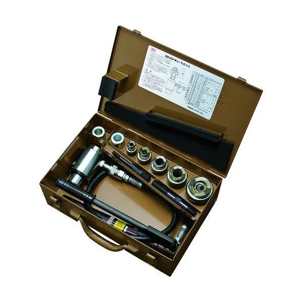LOBSTER LP104BP パンチャー(厚鋼管用)ポンプ付 ロブテックス