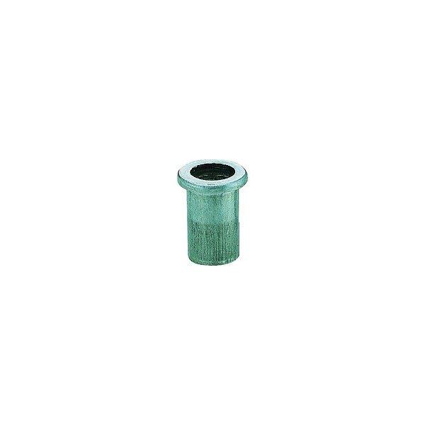 LOBSTER NAD840M ナット Dタイプ アルミニウム 8-4.0 (500個入) ロブテックス