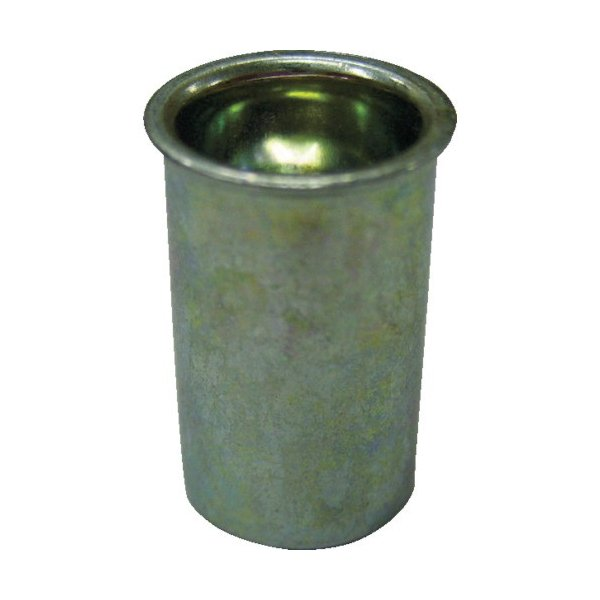 LOBSTER NAK1040M ナット Kタイプ アルミニウム 10-4.0 (500個入) ロブテックス