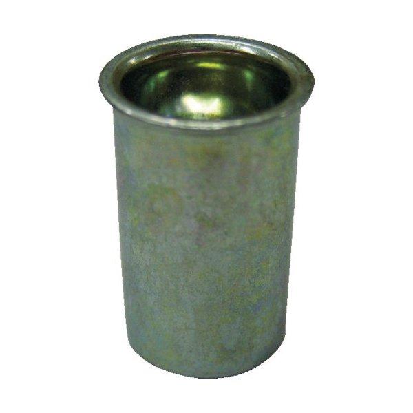 LOBSTER NAK840M ナット Kタイプ アルミニウム 8-4.0 (500個入) ロブテックス