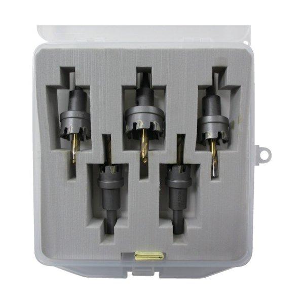 LOBSTER HOSBSET 超硬ホルソー(薄板用)セット HOS-BSET ロブテックス