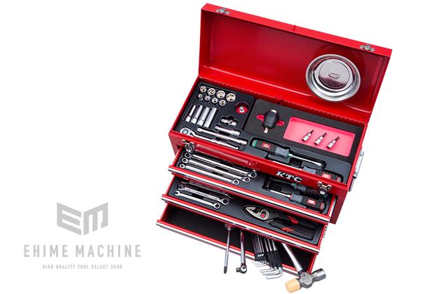 高級感 57点トルクル採用工具セット 9.5sq. SK35720XTQ(特典付)レッド トルクル採用ツールセット 在庫少 店  採用モデル:EHIMEMACHINE SKX0213 KTC-DIY・工具