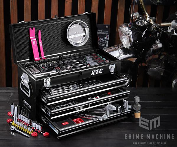 在庫有 KTC 6.3sq./9.5sq. 96点工具セット SK59620XBKEM(特典付)ブラック プロフェッショナルモデル SKX0213BK 採用モデル