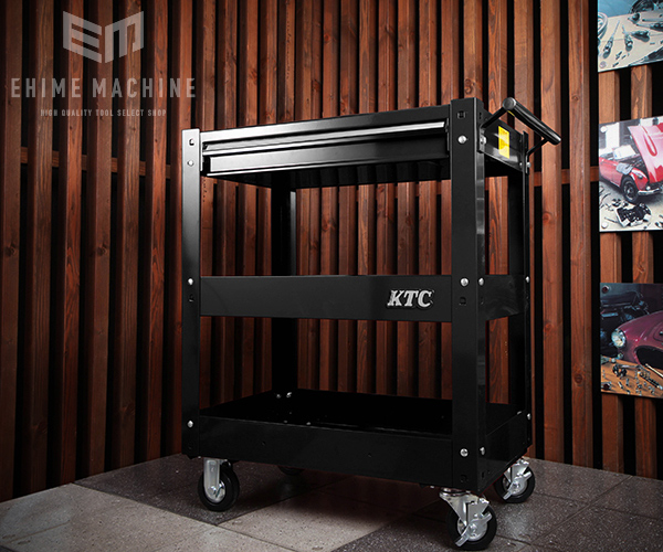 在庫有 KTC ツールワゴン 引出し付 ソリッドブラック SKX2613BK (SK SALE 2020)