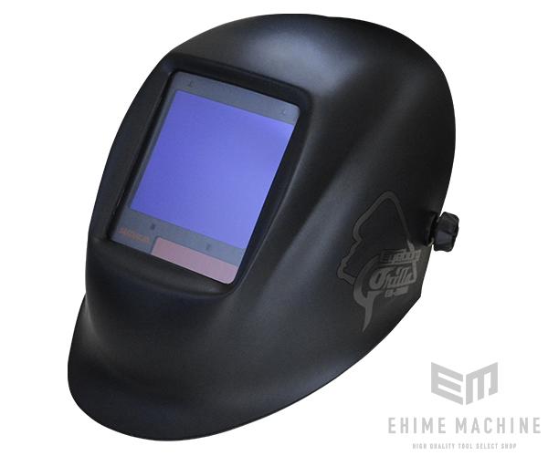 [メーカー直送品] SUZUKID EB-300G 液晶式自動遮光面アイボーグGORILLA スター電器