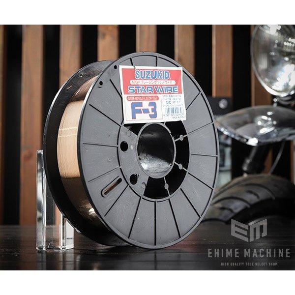 [メーカー直送品] SUZUKID PF-81 ブレージングワイヤ0.8φ×5kg スター電器
