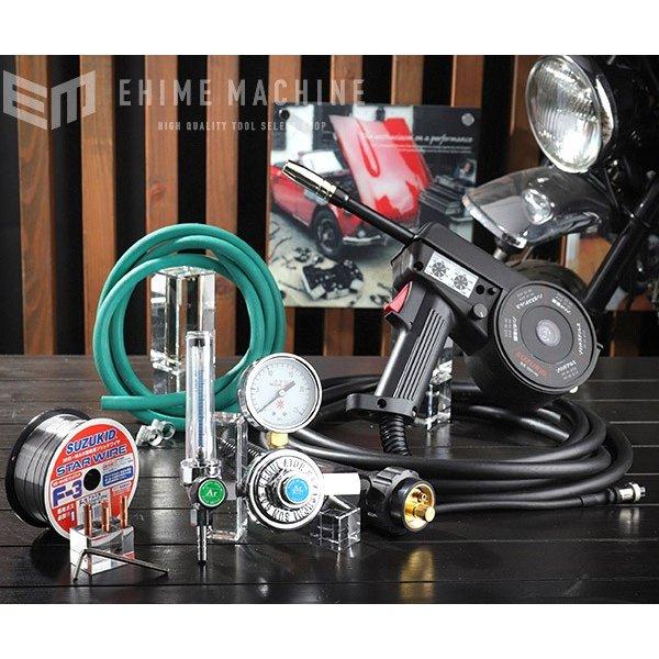 [メーカー直送品] SUZUKID SIG-DK SIG-140用スプールガン仕様 Dキット スター電器